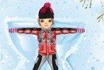 Angelo di neve