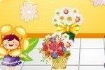 Arreda il negozio di fiori