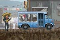 Autista del Bus della Prigione