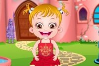 Baby Hazel Makeover