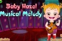 Baby Hazel musicista