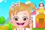 Baby Hazel principessa