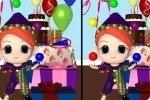 Cerca le differenze - Compleanno
