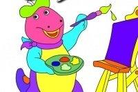 Colora con Dino 2
