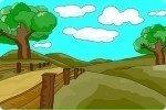 Colora il paesaggio