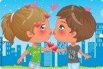 Coppia di innamorati