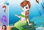 Crea la principessa delle sirene