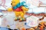 Divertimento sui pattini con Winnie Pooh