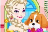 Elsa Adotta un Animale