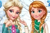 Elsa e Anna Tendenze Inverno