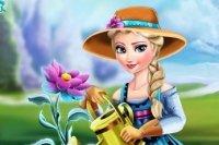 Elsa Fiore di Ghiaccio