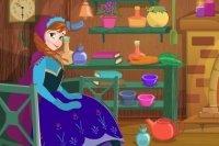 Filtro d'Amore di Frozen
