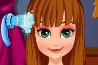 Frozen Anna Hairstyle