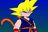 I colori Z di Dragon Ball