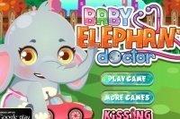 Il dottore dei Baby elefanti