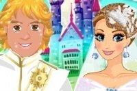 Il matrimonio di Anna e Kristoff