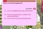 Il Quiz di Anna Frank