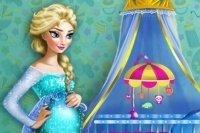 La stanza del bebè di Elsa