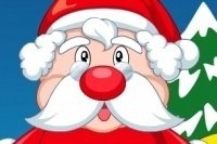 La barba di Babbo Natale