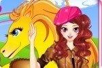 La ragazza e il suo cavallo