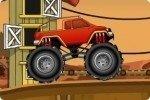 Monster truck del deserto