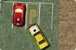 Parcheggia l'auto americana