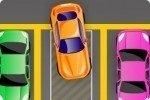 Parcheggia l'auto sportiva
