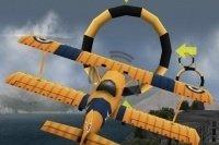 Pilota acrobatico in 3D