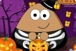 Pou e Halloween