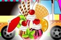 Prepara gelati deliziosi