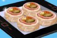 Prepara il sushi