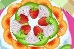 Prepara una torta di frutta