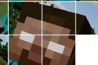Puzzle di Minecraft