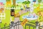 Riordina lo zoo