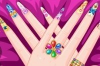 Salone nail art