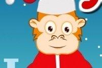 Scimmia di Natale