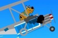 Scooby Doo vola