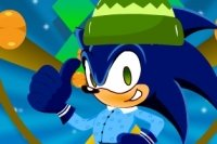 Sonic Dress-Up