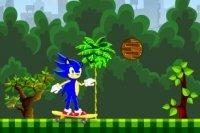 Super Sonic Runner