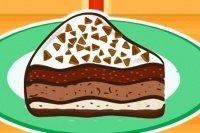 Torta gelato fatta in casa