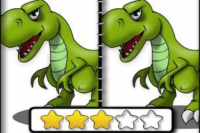 Dinosauro - Trova le Differenze