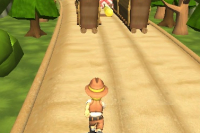 Tomb Runner nel Tempio